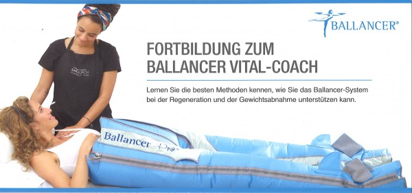 Ballancer Vital Coach 30.-31. August BERLIN